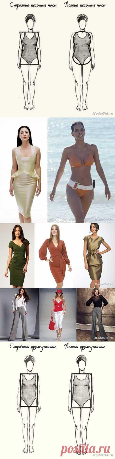 Мода и стиль: Стиль: работа над пропорциями
