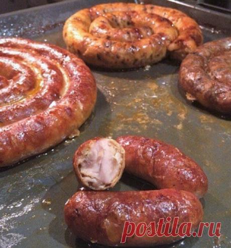 Не умеете готовить домашнюю колбасу? Вот вам подробные и простые рецепты!   Рецепты для вашего ужина.   Яндекс Дзен