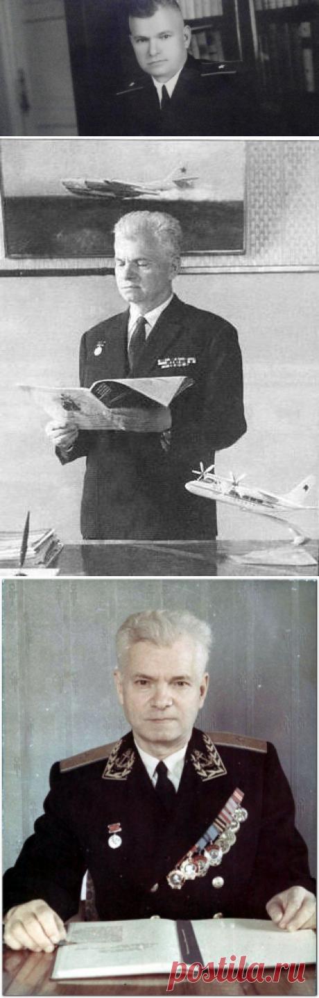 Георгий Михайлович Бериев: авиаконструктор и его самолеты