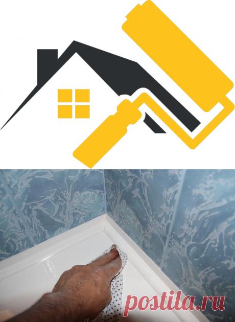 Чем лучше заделать стык между ванной и стеной | Записки прораба 2.0