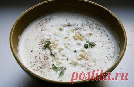 10 фирменных холодных супов от шеф-поваров