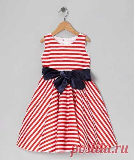 Шитье. Детские летние платья. Идеи. Выкройки.