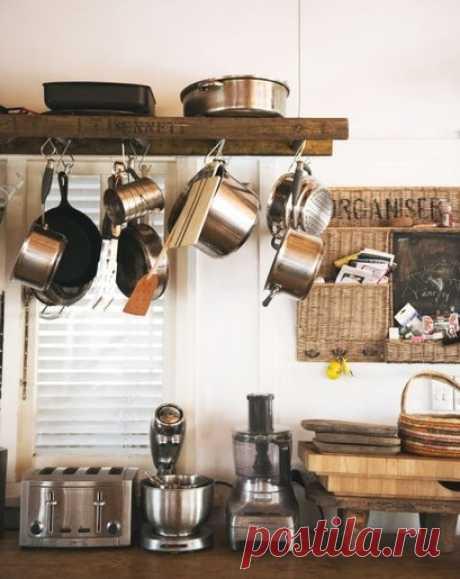 8 идей для дизайна маленькой кухни