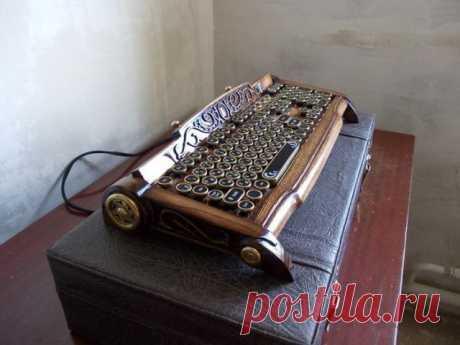 Создание пользовательской клавиатуры, которая является настоящим произведением искусства! »Сваливания