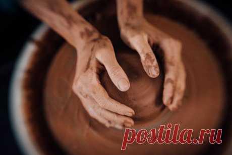 глиняная посуда своими руками, пошаговый мастер класс