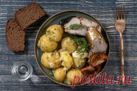 Самый полезный способ приготовления картофеля