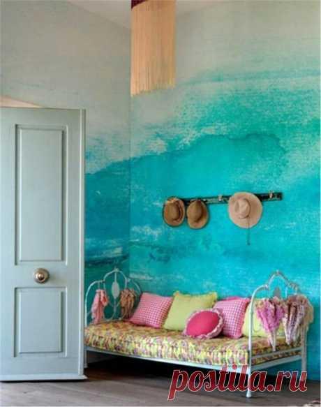 Крутые идеи для преображения стен — Идеи ремонта
