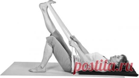 Не стареем раньше времени. ч.3. Особенная роль мышц ног для поддержания здоровья.Еще одно упражнение без нагрузки на суставы. | Длядуши | Яндекс Дзен