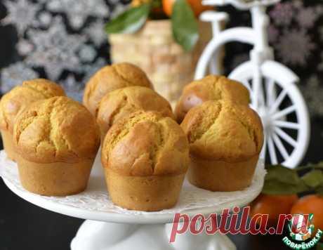 "Кексы ""Мятое января"" – кулинарный рецепт"