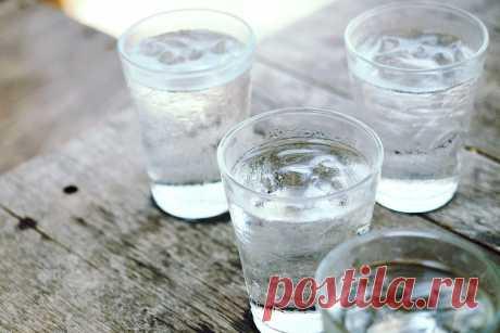 7 признаков того, что вы пьете мало воды   Glamour.ru