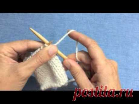 How to get faster at knitting