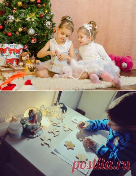 новогодние конкурсы и игры для детей - Рамблер.Семья