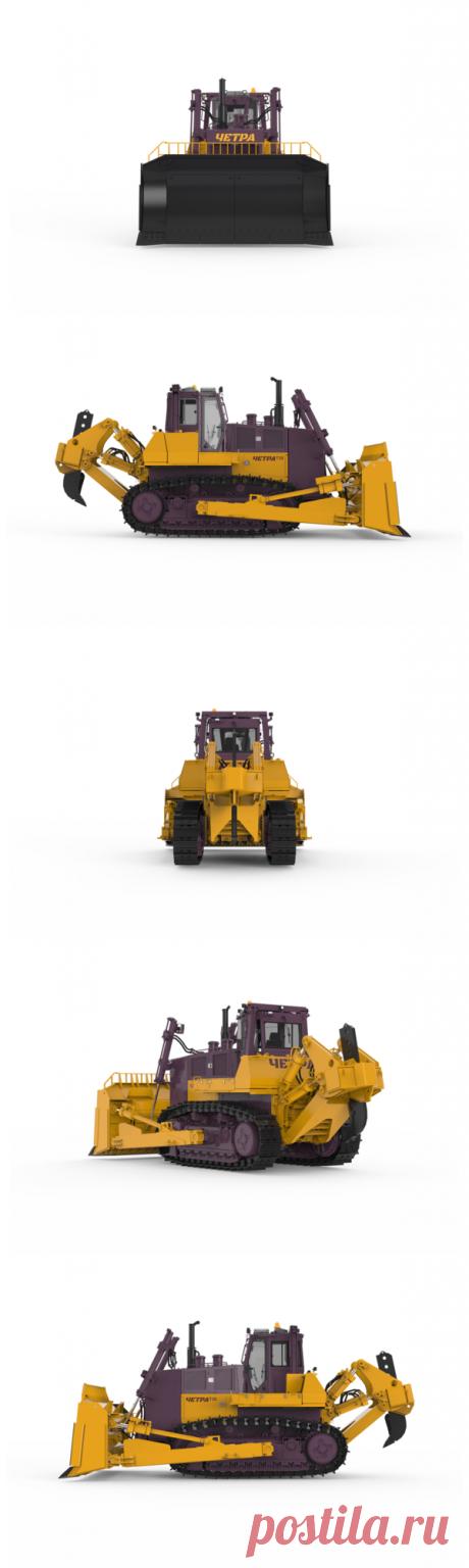 Купить бульдозер ЧЕТРА Т35 в Минске | Бульдозер ЧЕТРА Т 35, технические характеристики, фото, цена