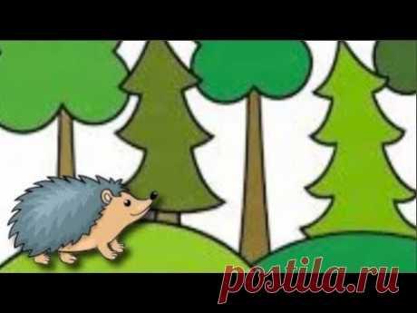 Сказка на ночь Случай в еловом лесу - YouTube