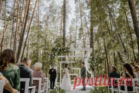 Праздник любви в лесу 🌱💚