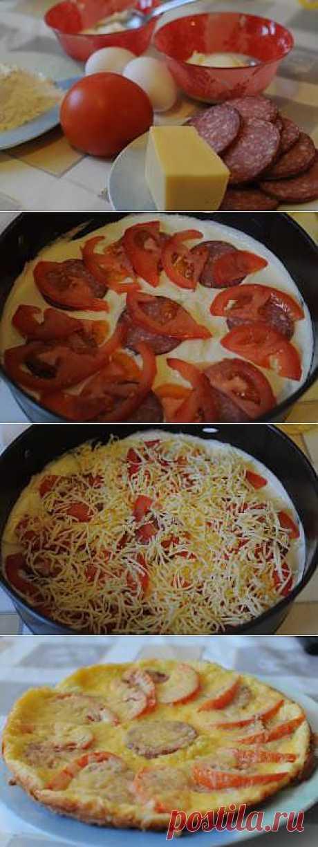 Пицца из жидкого теста, пицца на скорую руку, пицца в сковродке, пицца жидкое тесто рецепт, быстропицца рецепт, как приготовить пиццу из жидкого теста, как сделать пиццу из жидкого теста, жидкое тесто рецепт — Кулинарный блог Валерии Веселовой