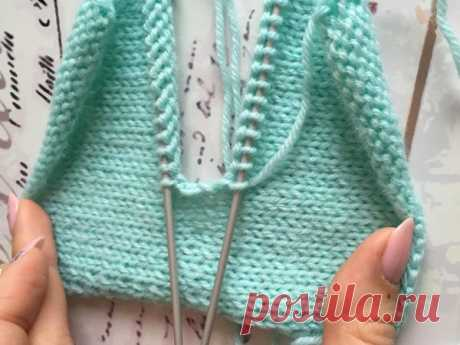Потайной трикотажный шов: как незаметно соединить вязаное полотно | Журнал Ярмарки Мастеров