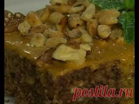 Ореховый торт за 10 минут от Дмитрия Оскина - Удачный проект - Интер