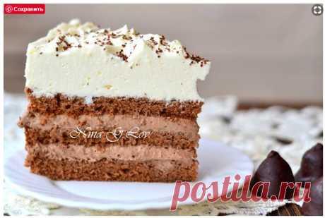 Шоколадный торт «Кофе со сливками» - Калейдоскоп событий Нежный тортик. Очень насыщенный и яркий вкус. Вся ваша семья полюбит чаепитие с таким вкуснейшим тортиком. Для бисквита: мука пшеничная-80 г яйца крупные-4 шт. несладкий какао-порошок-20 г лимонный сок-0.5 ч. […]