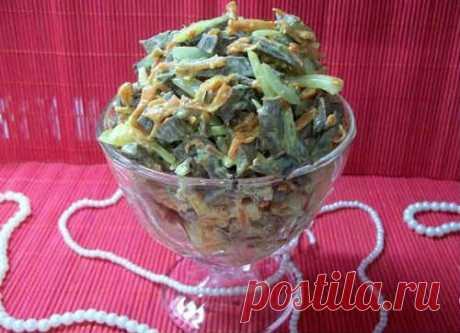 Вкусные салаты из свиного сердца — 7 рецептов