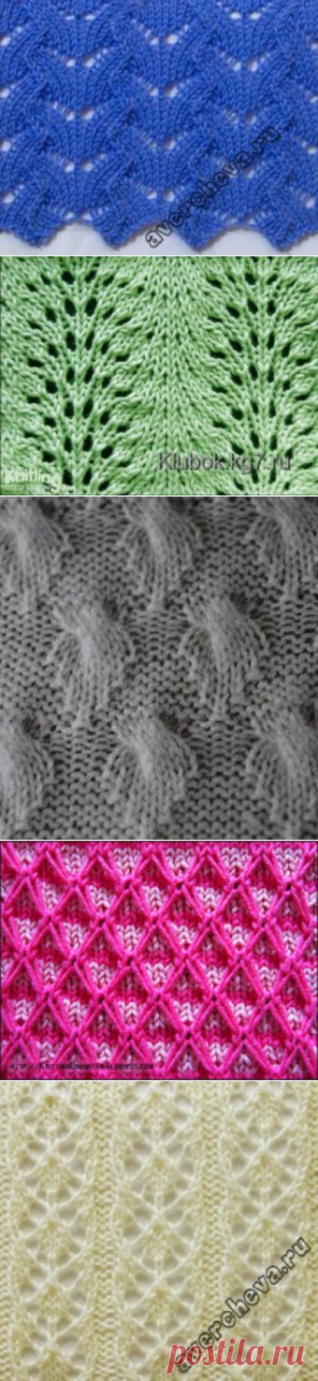 вязания (узоры для вязания) - креативный отдых