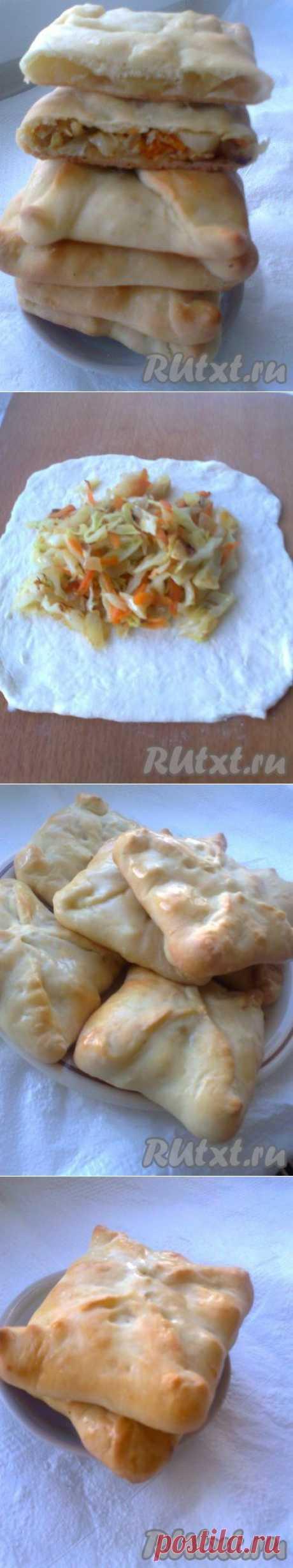 Пирожки на кефире без дрожжей (рецепт с фото) | RUtxt.ru