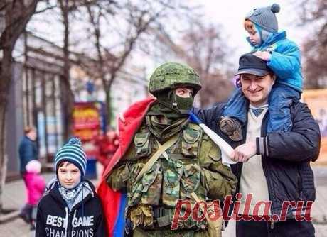 Вежливые люди - спасибо Вам за всё! | Крымчанин | Яндекс Дзен