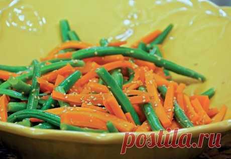 Рецепты из тыквы, фасоли, брюссельской капусты – вкусно. Блюда из овощей