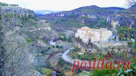 Экскурсия в Куэнке – городе «висячих домов» Испания