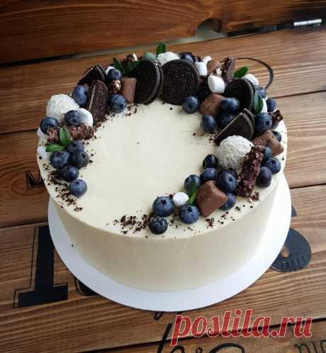 Декор тортов: пошаговая инструкция по декорированию тортов своими руками, обзоры лучших способов, фото красивых вариантов