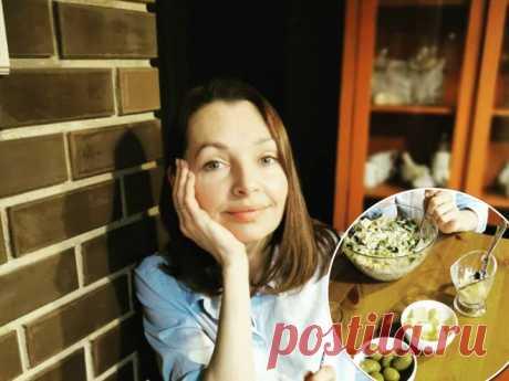 Наталия Антонова раскрыла свои правила питания для стройной фигуры