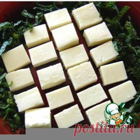 Панир-домашний сыр - кулинарный рецепт