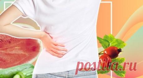 Мочегонные продукты Существует множество полезных продуктов, которые естественным образом помогают организму выводить лишнюю жидкость.