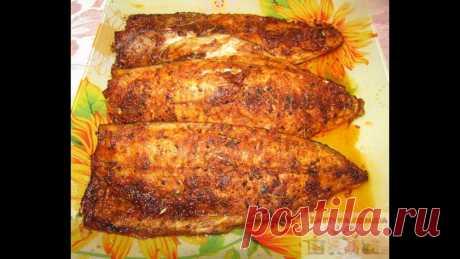 La caballa cocida con el ajo y paprikoy de las Recetas de la preparación de la caballa mucha en el tipo marinado, salado y cocido. Quiero también este sabroso y útil rybku y hoy quiero proponer va...