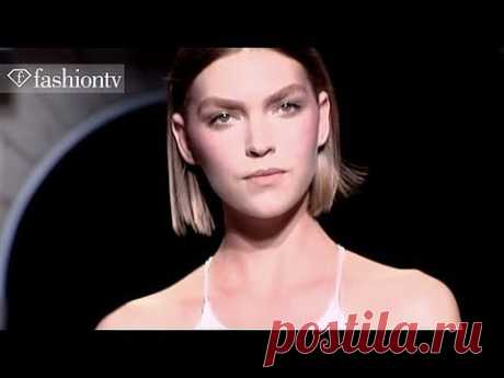 ▶ First Face - #1 Model Arizona Muse - Fall 2011 First Face Countdown | FashionTV - FTV.com - YouTube