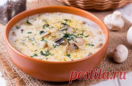 """Когда мне надоедают супы и я хочу чего-то вкусного и необычного, то готовлю суп """"Нежный"""". Получается необычно, но вкусно   Выпечка от Дарины   Яндекс Дзен"""