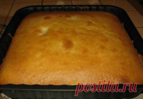 Готовим вкусно - Воздушный и безумно вкусный пирог на скорую руку