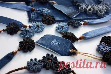 браслет из джинсовой ткани своими руками: 5 тыс изображений найдено в Яндекс.Картинках