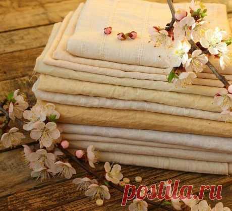 Ручное окрашивание ткани из хлопка