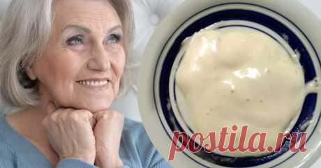 Моей бабушке 83 года, но никто не дает ей больше 60! Спасибо госпоже соде за неувядающую красоту