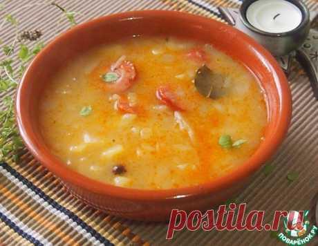 Старочешский суп с капустой – кулинарный рецепт