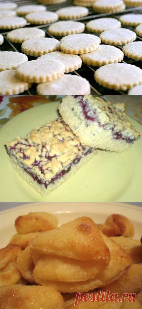 Как приготовить печенье: 5 самых быстрых рецептов / Простые рецепты