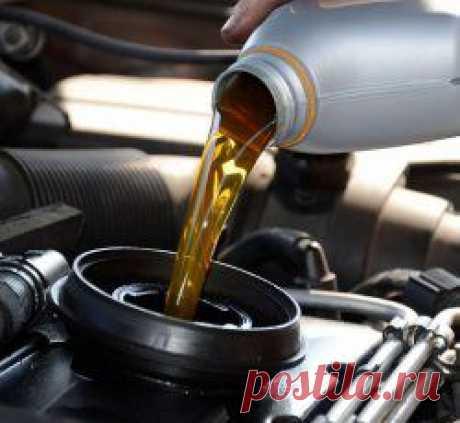 Выбираем моторное масло правильно