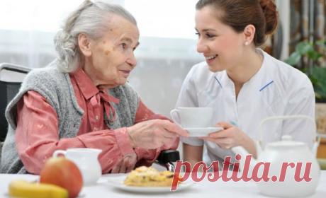 Услуги сиделки для ухода за пожилыми родителями – БУДЬ В ТЕМЕ