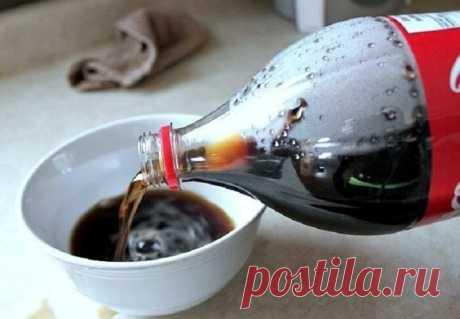 Смесь из Соды и Кока-кола сделала мои кастрюли и сковородки идеально чистыми, сияют как новые — Teletype