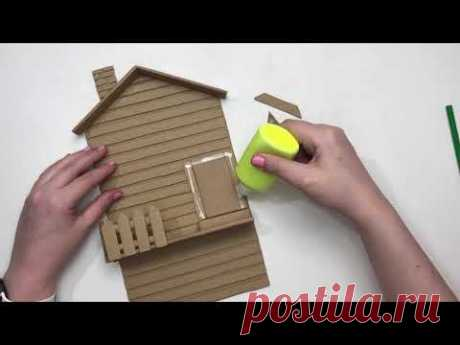 4 идеи ключниц из картона своими руками