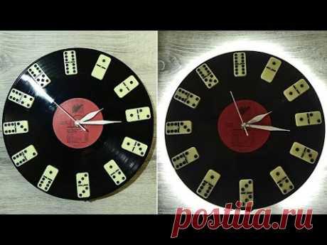 Как сделать настенные часы. Поделки своими руками