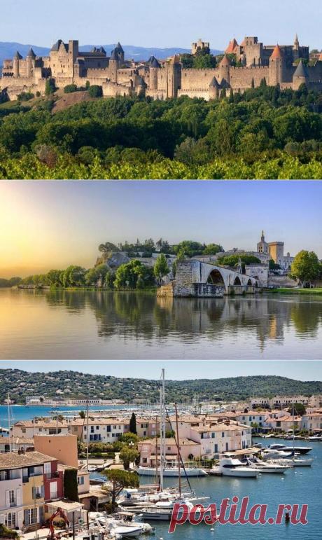 Лазурная сказка: 10 городов Французской Ривьеры, обязательных к посещению..