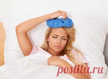 5 способов снятия головных болей и приступов мигрени