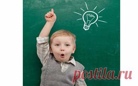 Как помочь ребёнку стать гением? / Малютка